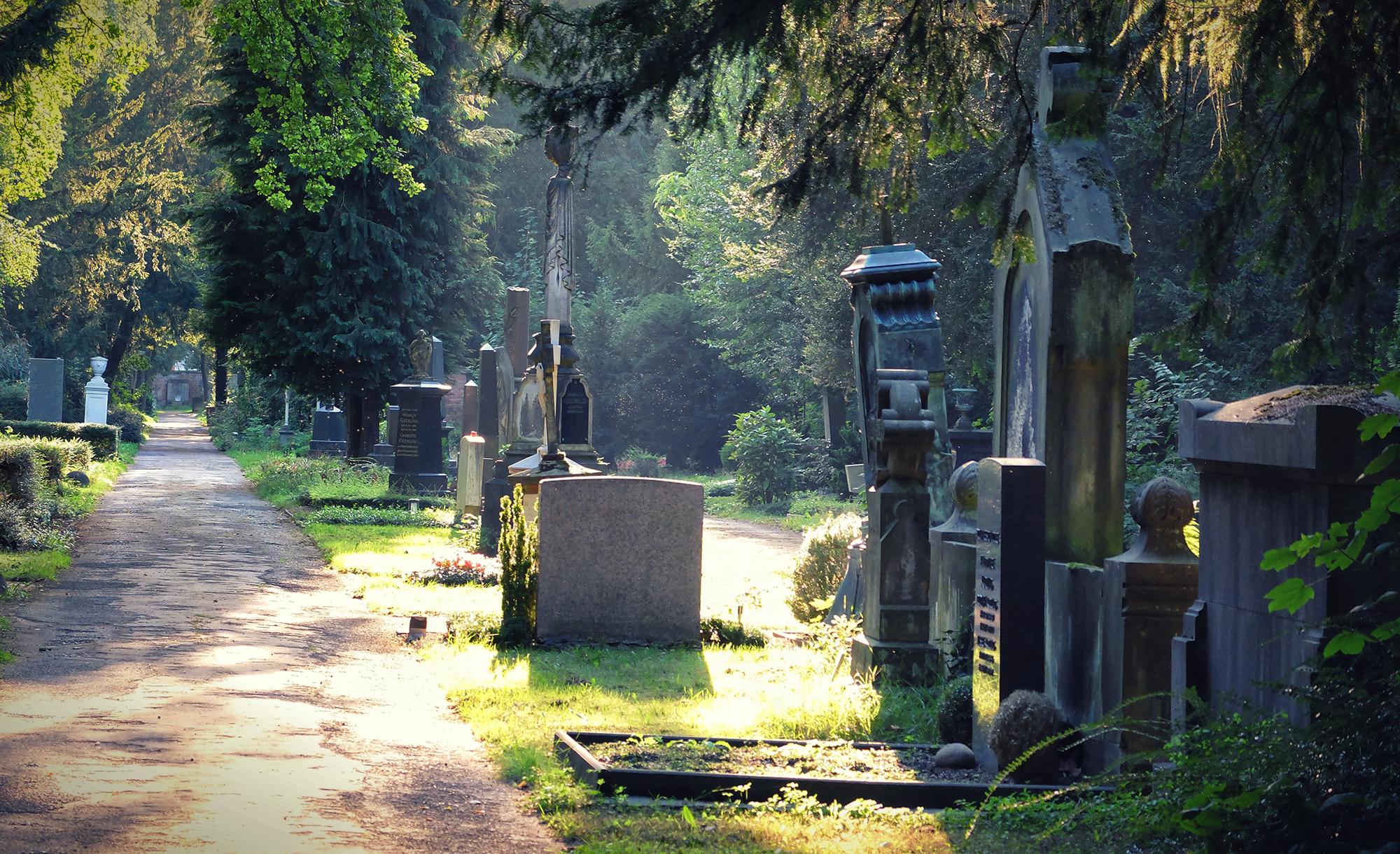 Cmentarz we Frankfurcie